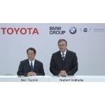Press Meeting BMW Group / Toyota (Englisch)