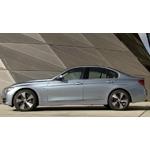 The BMW ActiveHybrid 3.