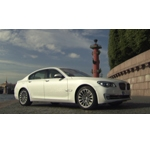 The new BMW 7 Series. - On Location St. Petersburg, Russia