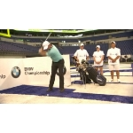 2012 BMW Championship Lucas Oil stadium kick off event