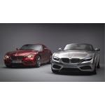 BMW Zagato Coupé und BMW Zagato Roadster