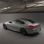 The BMW M6 Gran Coupe.
