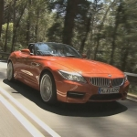 The BMW Z4 sDrive 35is
