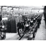 1930s Morris production line. Please acknowledge BMIHT, Heritage Motor Centre, Banbury Rd, Gaydon, Warwick, CV35 0BJ, gbardsle@heritage-motor-centre.co.uk.