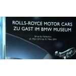 Ausstellung Rolls Royce im BMW Museum