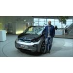 Übergabe des BMW i3 an den Erstkunden