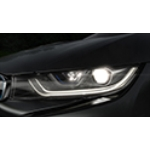 Animation BMW Laserlight in the BMW i8