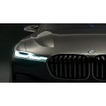The BMW Vision Future Luxury.