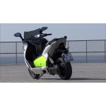 The new BMW C evolution – On Location, Barcelona.