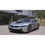 The new BMW i8 – on Location Los Angeles, USA