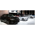 BMW X5 M and BMW X6 M World Premier at the 2014 Los Angeles Auto Show