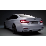 BMW M4 Concept Iconic Lights.