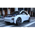 BMW Debuts New, All-Electric BMW i3 Commercial to Air During NBC's Broadcast of Super Bowl XLIX Featuring Katie Couric and Bryant Gumbel. (B-Roll - 01/2015)