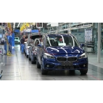 Production BMW 2 Series Gran Tourer, BMW Group Plant Regensburg.