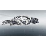 BMW Lightweight CFRP - BMW 7 Series PreDrive Miramas.
