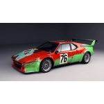BMW Art Cars Collection - revised Andy Warhol 1979.