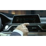 BMW 7 Series gesture control.