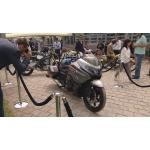 """Feature: BMW Motorrad """"Concept 101"""" at the Concorso d'Eleganza Villa d'Este 2015"""