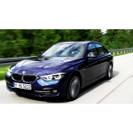 The new BMW 3 series. Trailer. On Location Austria.