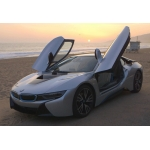 A Roadtrip with the BMW i8 around LA. Old School meets New Age