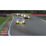 The 24h race of Spa-Francorchamps