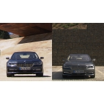 The new BMW 7 Series. The new BMW 750Li xDrive and the new BMW 730d – on location Portugal.