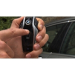 Feature: BMW 7 Series Remote Control Parking.