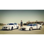BMW M Oktoberfest Drift