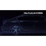 BMW 740e Plug in Hybrid