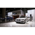 BMW at the 2015 Los Angeles International Auto Show.