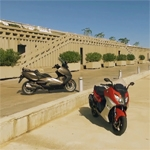 The new BMW C 650 Sport and BMW C 650 GT