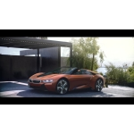 BMW auf der Consumer Electronics Show (CES) 2016 in Las Vegas.