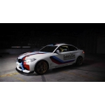 BMW M2 MotoGP Safety Car with BMW M Performance Parts