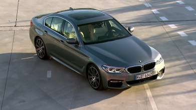 The New Bmw 5 Series Video H 264