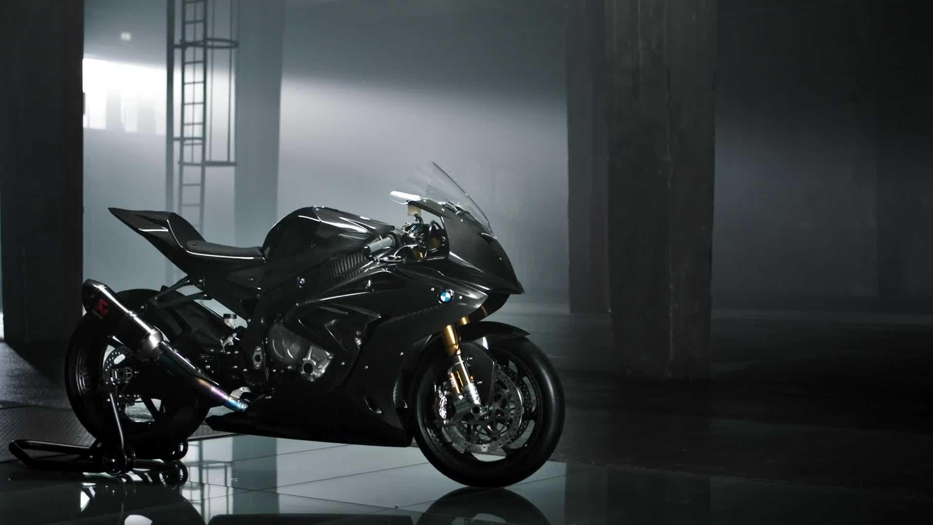 BMW HP4 RACE Advanced Prototype