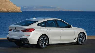 The New BMW Series Gran Turismo - Bmw 0