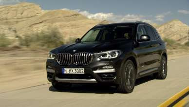 Bmw X3 M40d Performance