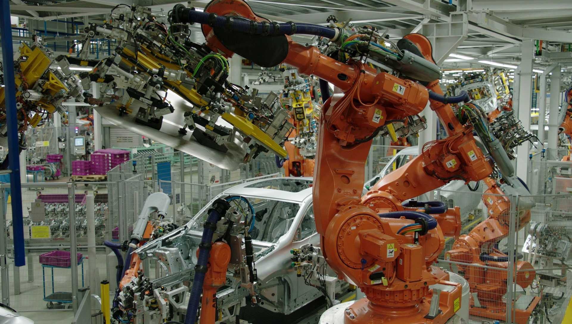 BMW Group Plant Regensburg, BMW X2 Production.