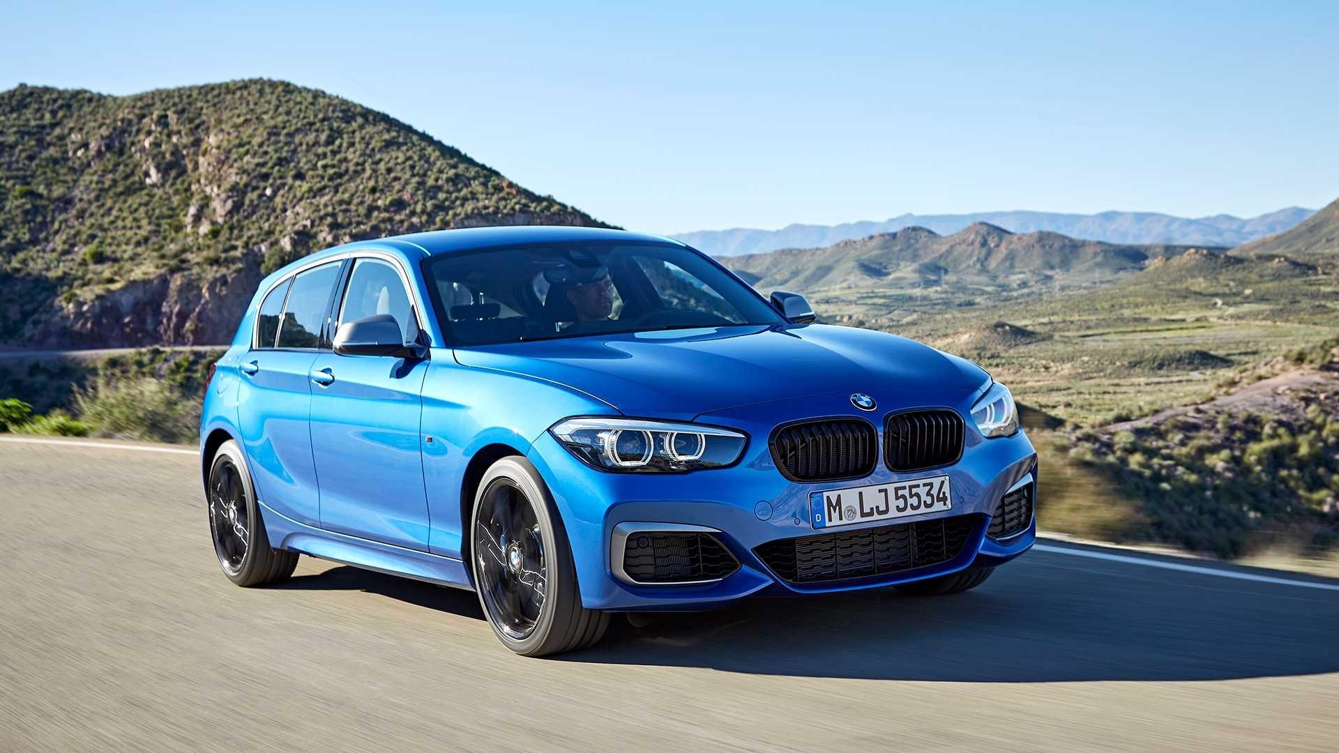 Feature Die neue BMW 1er Reihe