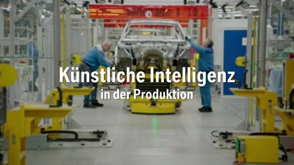 Bei der BMW Group unterstützt die Technik den Menschen. Auch mit künstlicher Intelligenz.