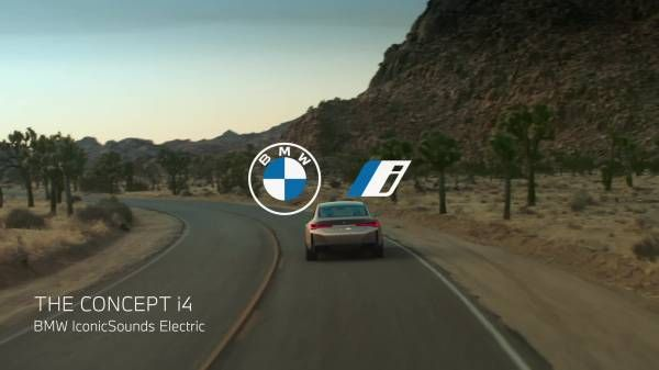 The Sound of the BMW Concept i4 – co-created by Hans Zimmer and Renzo Vitale.