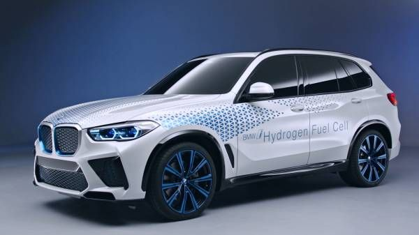 Hydrogen Fuel Cell Technology @ the BMW Group: Our promise... [March 2020]