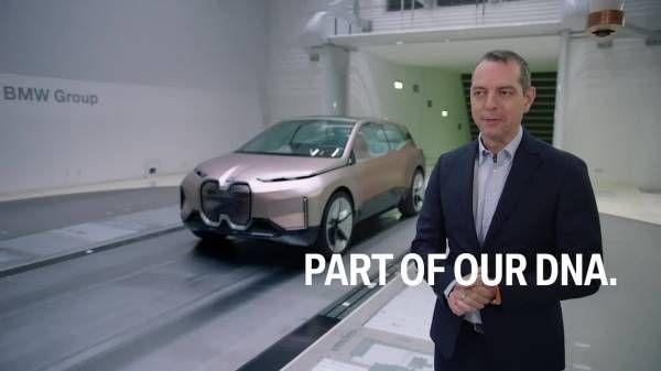 BMW Efficient Dynamics 2020