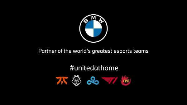 """BMW x esports teams partnership - """"United in Rivalry"""" online trailer."""