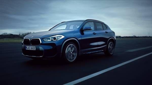 The new BMW X2 xDrive25e