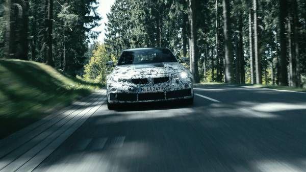 The new BMW M3 Sedan and BWM M4 Coupé