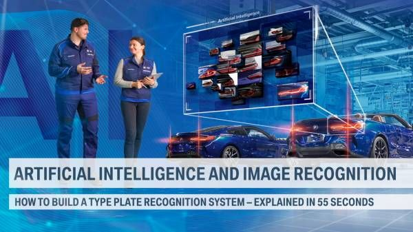 Programming artificial intelligence for object recognition made easy – by the BMW Group.