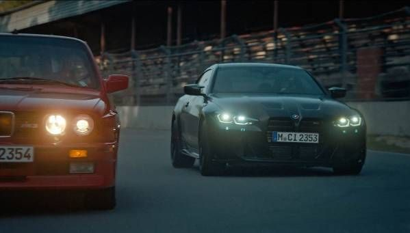 BMW M4 Competition x KITH – Reveal.