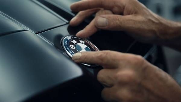 BMW M4 Competition x KITH – Making of.