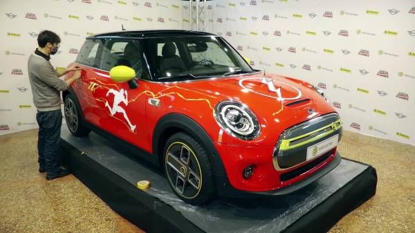 Mini Electric@Lucca Changes 2020